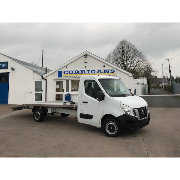 Nissan NV400 Recovery/Transporter
