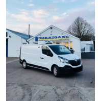 Renault Trafic Fridge Van