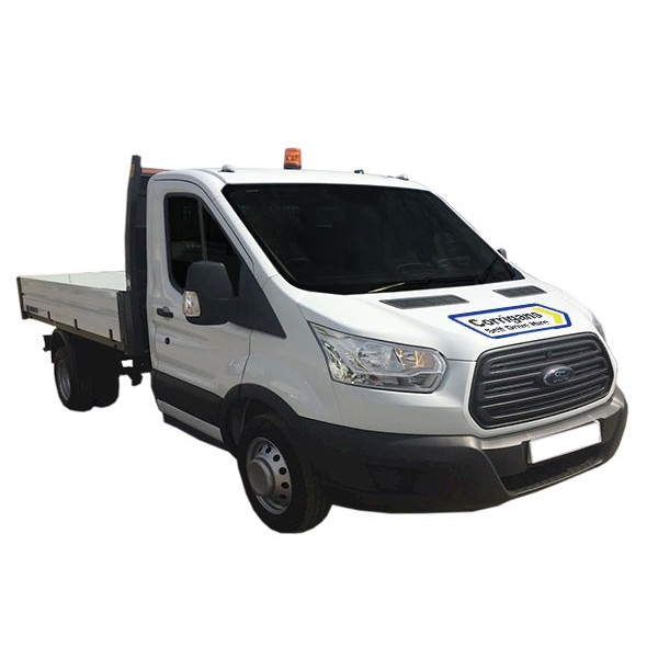 3.5 ton Tipper Vans